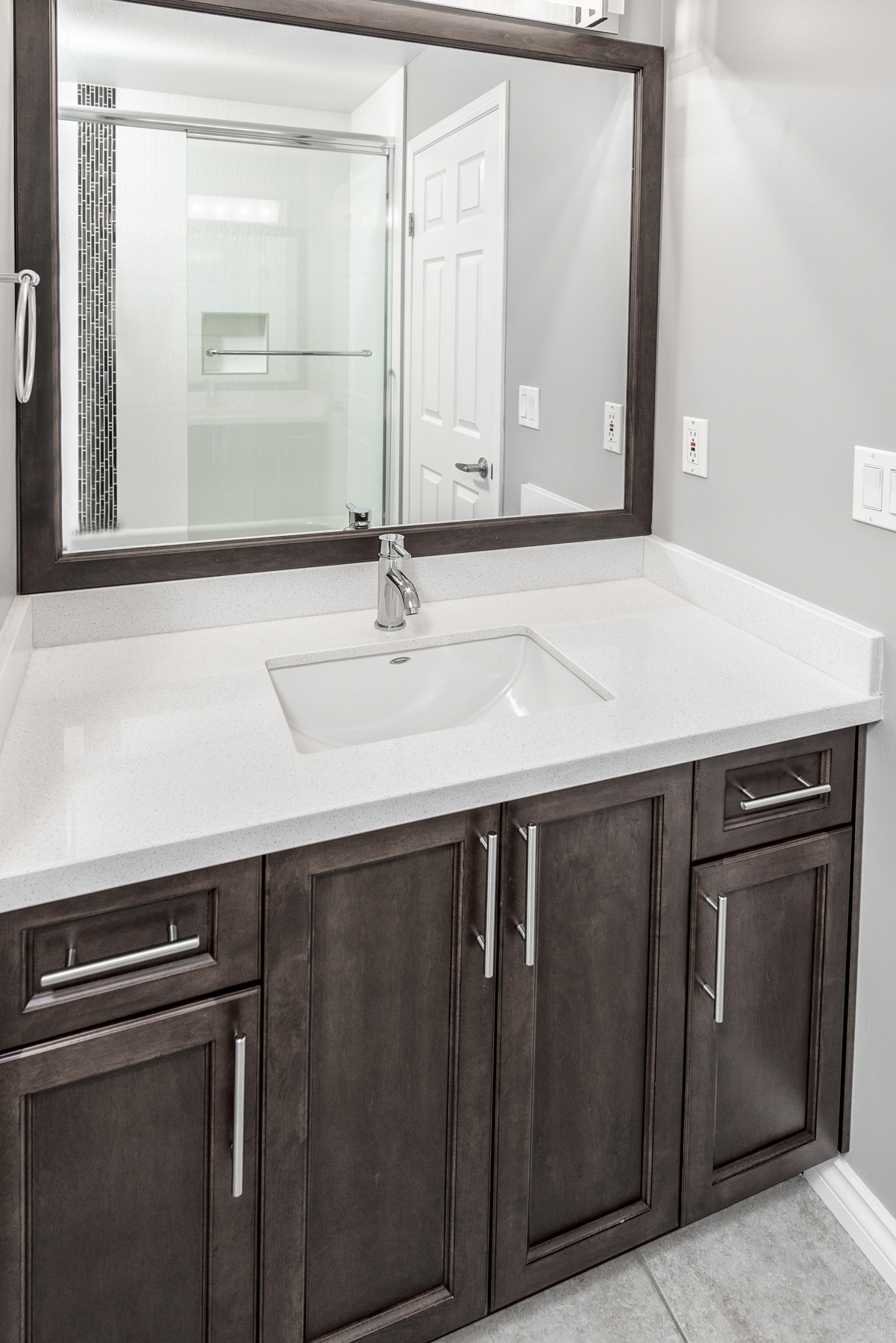 Bowron Street Coquitlam Home Kitchen And Bathroom